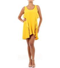 korte jurk twin set 201tp2432