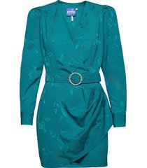 blairecras dress dresses cocktail dresses blauw cras