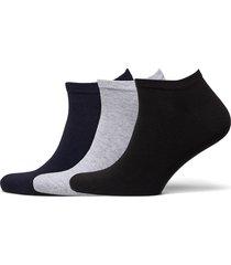 sock step solid essential ankelstrumpor korta strumpor svart björn borg