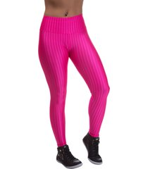 legging miss blessed 3d poliamida rosa