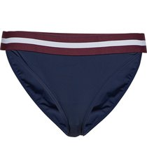 hmlb swim tanga bikinitrosa blå hummel