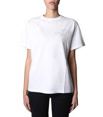 golden goose round neck t-shirt