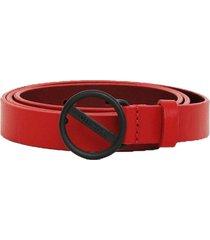 cinturon b bound belt rojo diesel