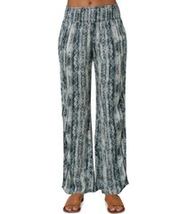 o'neill johnny bungalow printed woven pants
