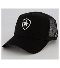 boné new era botafogo 940 all black