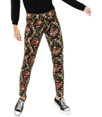 pantalón multicolor laila tatiana