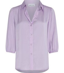 blouse mira paars