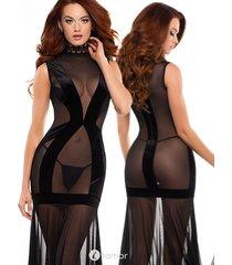 chloe the naked dress