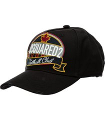 dsquared2 25th anniversary baseball cap