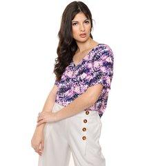 blusa violeta emmao swing