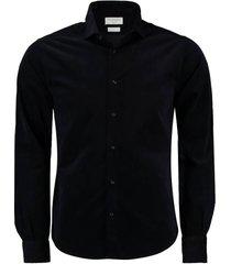 overhemd koyto donkerblauw