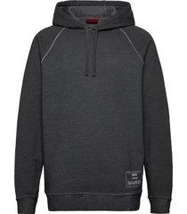 dersh hoodie silver hugo