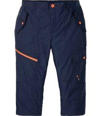 pantaloni a pinocchietto loose fit (blu) - rainbow