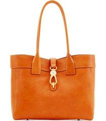 dooney & bourke large amelie leather shoulder bag