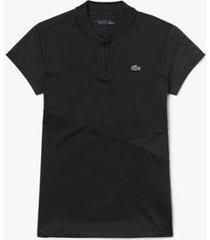camisa polo lacoste sport feminina