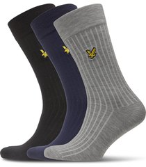 wesley underwear socks regular socks multi/mönstrad lyle & scott