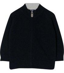 il gufo blue sweater
