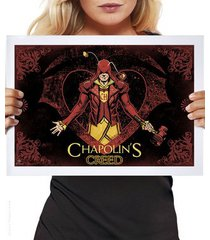poster chapolin's creed