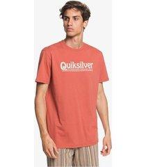 t-shirt korte mouw quiksilver new slang eqyzt05754