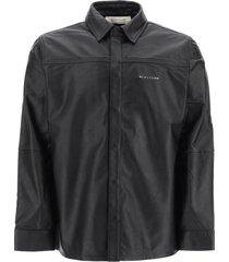 1017 alyx 9sm drake leather shirt