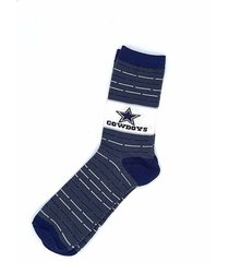 dallas cowboys nfl thin unisex dress socks