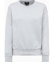 a.p.c annie sweatshirt coeip-f27623