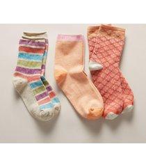 lulu socks s/3