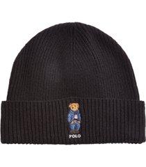 polo ralph lauren men's bear cold weather cuff hat