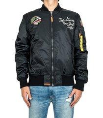 ladyluck bomber jacket