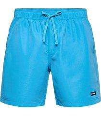 hangout shorts surfshorts blå bula