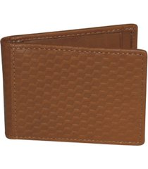 bellamy rfid front pocket flip wallet