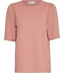 moss copenhagen t-shirt 15782 mo alva puff