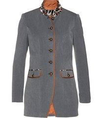 blazer lungo (grigio) - bpc selection premium