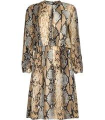 jurk atlanta  dierenprint