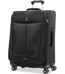 "closeout! travelpro walkabout 4 25"" softside check-in spinner, created for macy's"