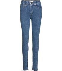 721 high rise skinny los angel skinny jeans blå levi´s women