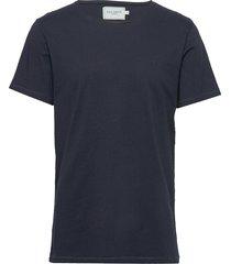 austin loose fit t-shirt t-shirts short-sleeved blå les deux