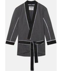 wesc kimono haru short robe