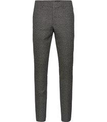malas kostymbyxor formella byxor grå matinique
