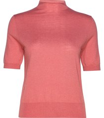 evelyn sweater t-shirts & tops knitted t-shirts/tops roze filippa k