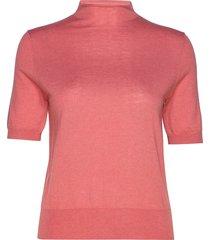 evelyn sweater turtleneck coltrui roze filippa k
