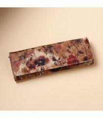 vintage clutch wallet