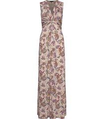 dress maxiklänning festklänning rosa ilse jacobsen