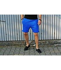 button short pants chabrowe dresowe szorty