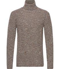 kristopher rollneck knitwear turtlenecks beige oscar jacobson