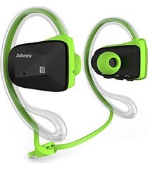 audifonos bluetooth, tapa de agua universal profesional bsport de 4 colores audifonos bluetooth manos libres  inalámbrico deportes estéreo impermeable audifonos auriculares (verde)