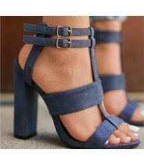 tacones altos mujer sandalias de mujer sexy ante tacones finos de mujer