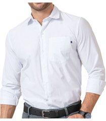 camisa arbey blanco para hombre croydon