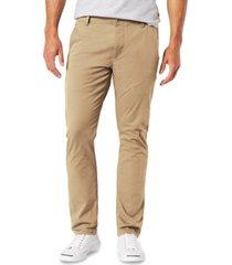 dockers men's alpha khaki 360 skinny pants