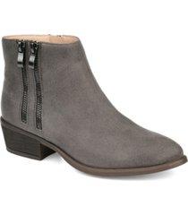 journee collection women's jayda bootie women's shoes